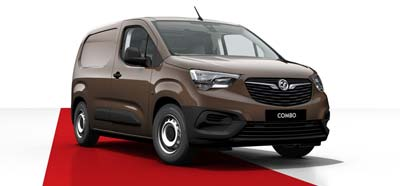 Vauxhall Combo - Available in Cosmic Brown
