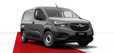 Vauxhall Combo - Available in Moonstone Grey